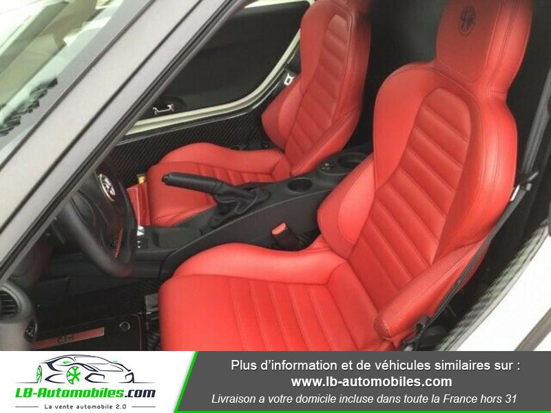 Alfa romeo 4C 1750Tbi 240 ch Blanc occasion à Beaupuy - photo n°5