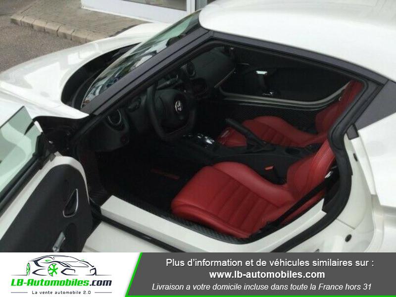 Alfa romeo 4C 1750Tbi 240 ch Blanc occasion à Beaupuy - photo n°4
