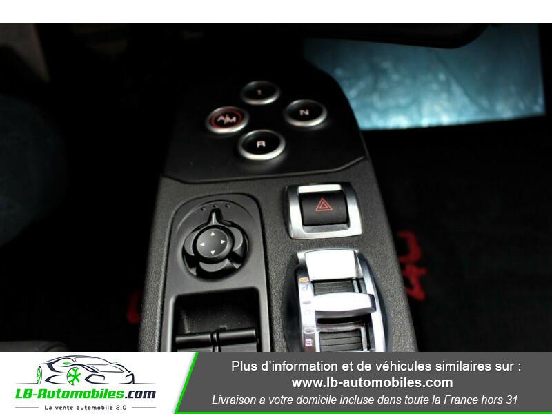 Alfa romeo 4C 1750Tbi 240 ch Noir occasion à Beaupuy - photo n°8