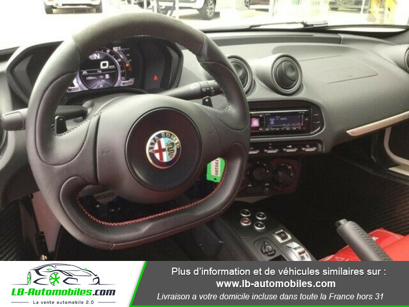 Alfa romeo 4C 1750Tbi 240 ch Blanc occasion à Beaupuy - photo n°2