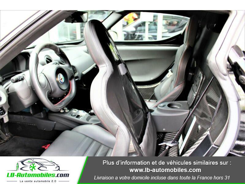 Alfa romeo 4C 1750Tbi 240 ch Noir occasion à Beaupuy - photo n°6