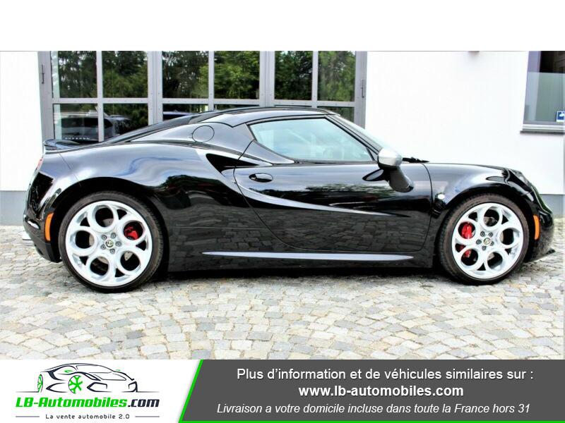 Alfa romeo 4C 1750Tbi 240 ch Noir occasion à Beaupuy - photo n°13