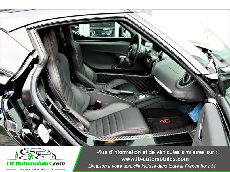 Alfa romeo 4C 1750Tbi 240 ch Noir occasion à Beaupuy - photo n°7