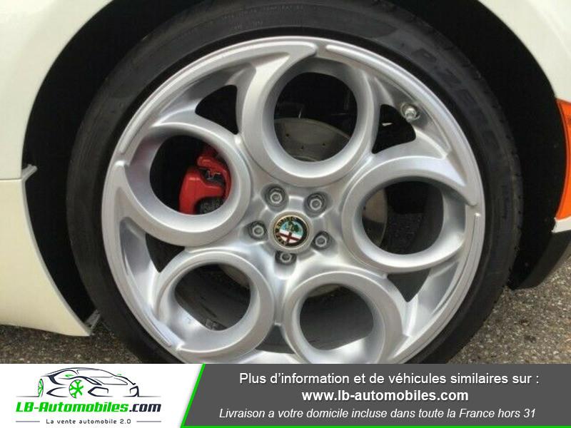 Alfa romeo 4C 1750Tbi 240 ch Blanc occasion à Beaupuy - photo n°8