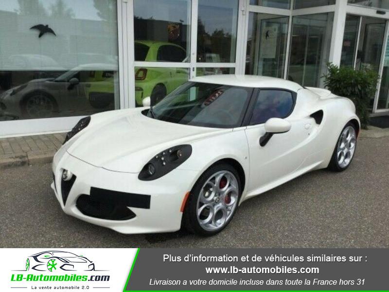 Alfa romeo 4C 1750Tbi 240 ch Blanc occasion à Beaupuy