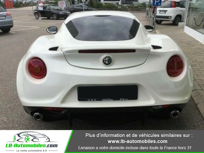 Alfa romeo 4C 1750Tbi 240 ch Blanc occasion à Beaupuy - photo n°9