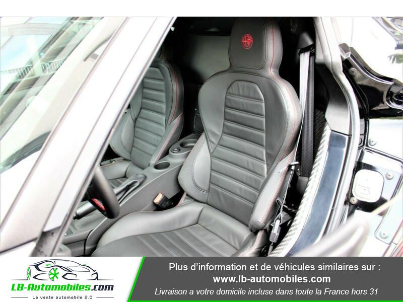 Alfa romeo 4C 1750Tbi 240 ch Noir occasion à Beaupuy - photo n°5