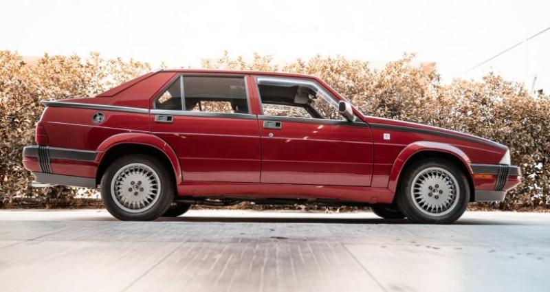 Alfa romeo 75 3000 V6 AMERICA Rouge occasion à Reggio Emilia - photo n°5
