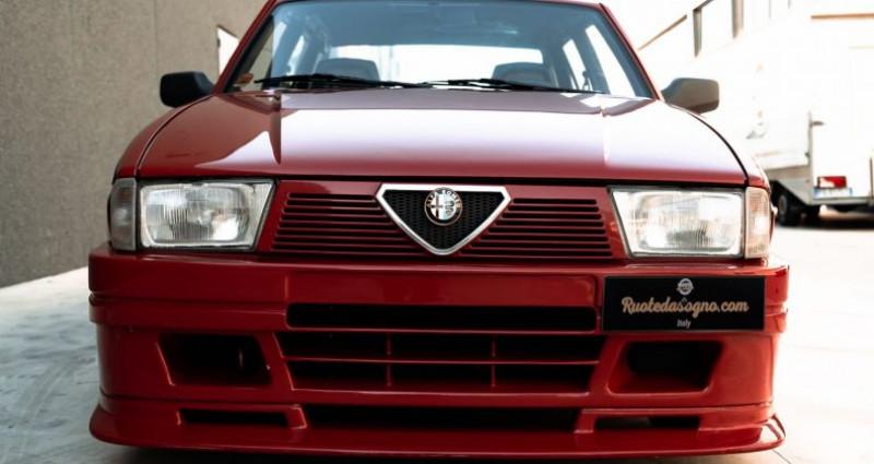 Alfa romeo 75 ALFA ROMEO 75 EVOLUZIONE Rouge occasion à Reggio Emilia - photo n°4