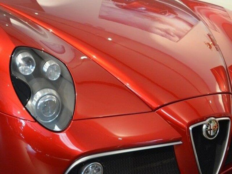 Alfa romeo 8C Competizione 450 ch Rouge occasion à BEAUPUY - photo n°9
