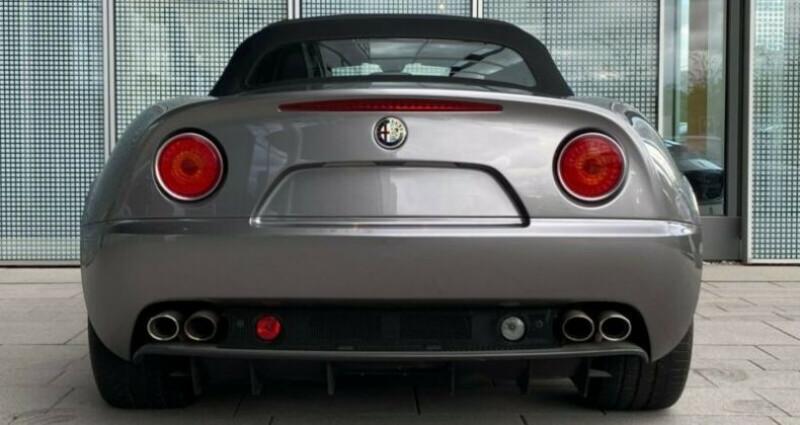 Alfa romeo 8C SPIDER 4.7 V8 450  occasion à RIVESALTES - photo n°5