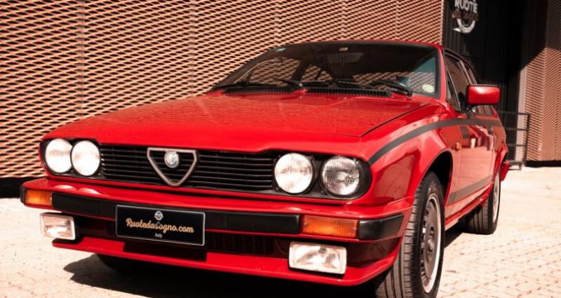Alfa romeo Alfetta GTV GRAN PRIX NO. 128 Rouge occasion à Reggio Emilia
