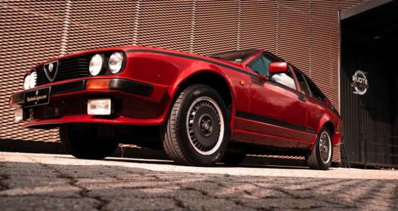 Alfa romeo Alfetta GTV GRAN PRIX NO. 128 Rouge occasion à Reggio Emilia - photo n°4