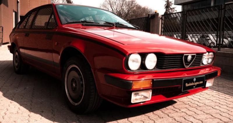 Alfa romeo Alfetta GTV GRAN PRIX NO. 128 Rouge occasion à Reggio Emilia - photo n°3