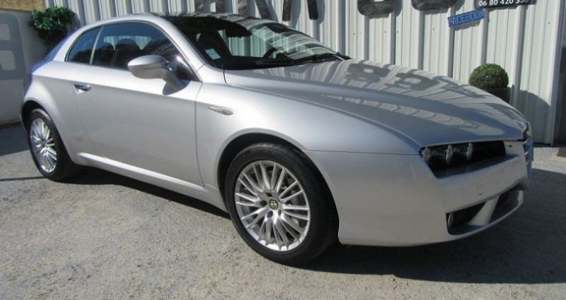 Alfa romeo Brera 2.4 JTD210 20V Gris occasion à Le Muy