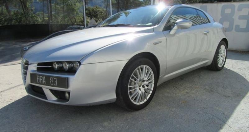 Alfa romeo Brera 2.4 JTD210 20V Gris occasion à Le Muy - photo n°3