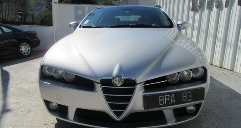 Alfa romeo Brera 2.4 JTD210 20V Gris occasion à Le Muy - photo n°2
