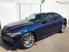 Alfa romeo Giulia 2.0 TB 200ch Super AT8 MY19 12cv Bleu à Mérignac 33