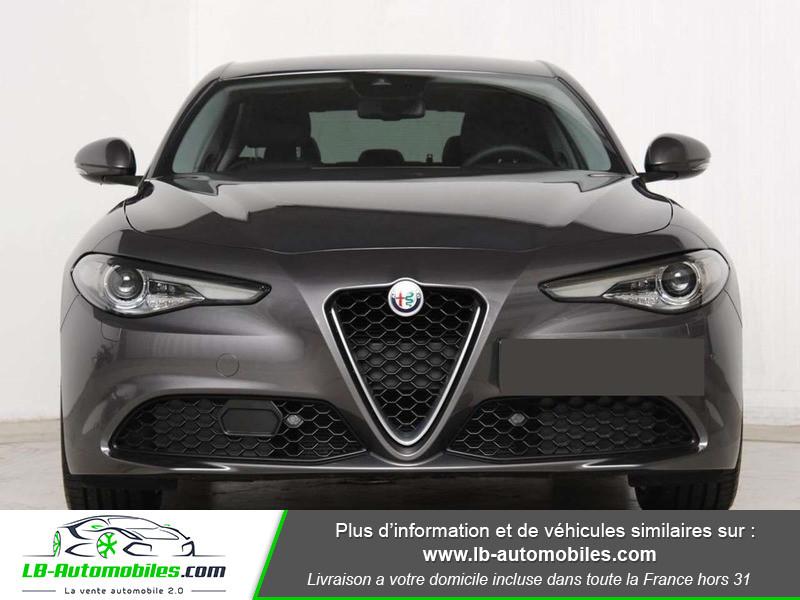 Alfa romeo Giulia 2.0 TB AT8 200 ch Gris occasion à Beaupuy - photo n°7