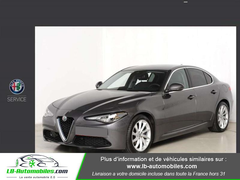 Alfa romeo Giulia 2.0 TB AT8 200 ch Gris occasion à Beaupuy