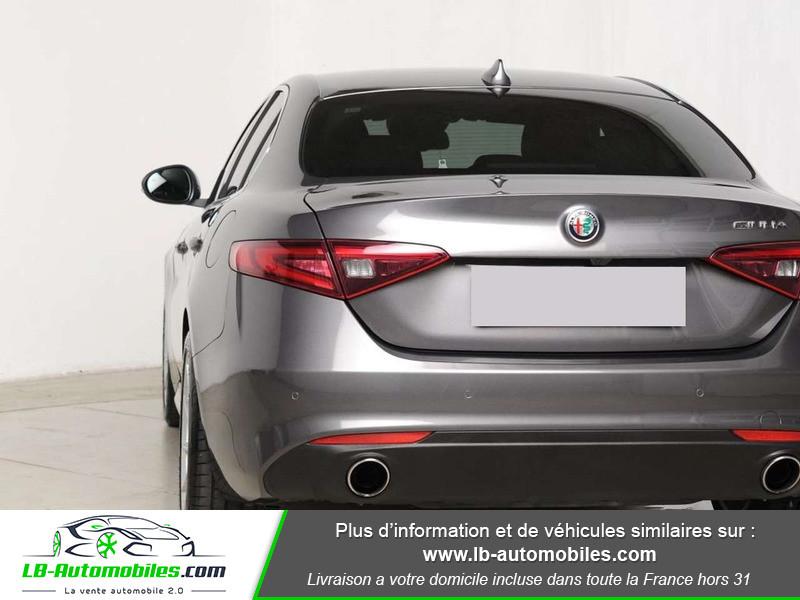 Alfa romeo Giulia 2.0 TB AT8 200 ch Gris occasion à Beaupuy - photo n°8