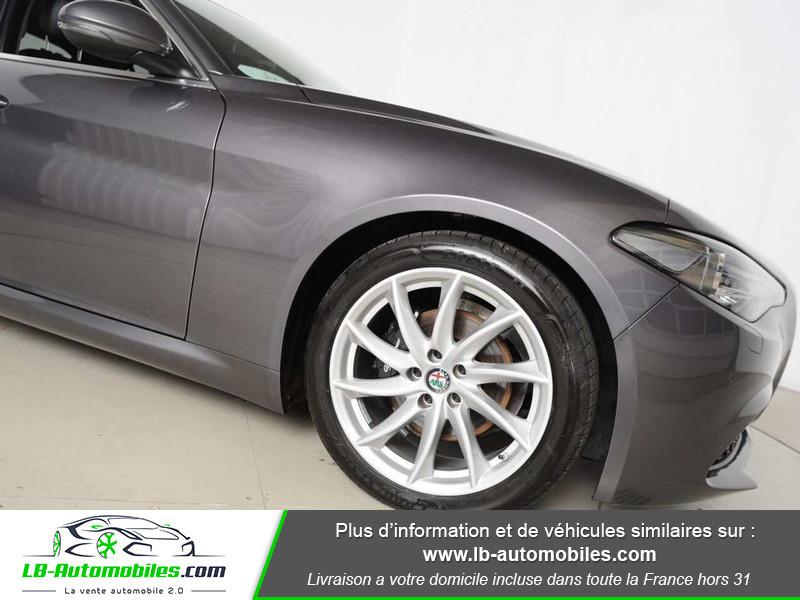 Alfa romeo Giulia 2.0 TB AT8 200 ch Gris occasion à Beaupuy - photo n°10