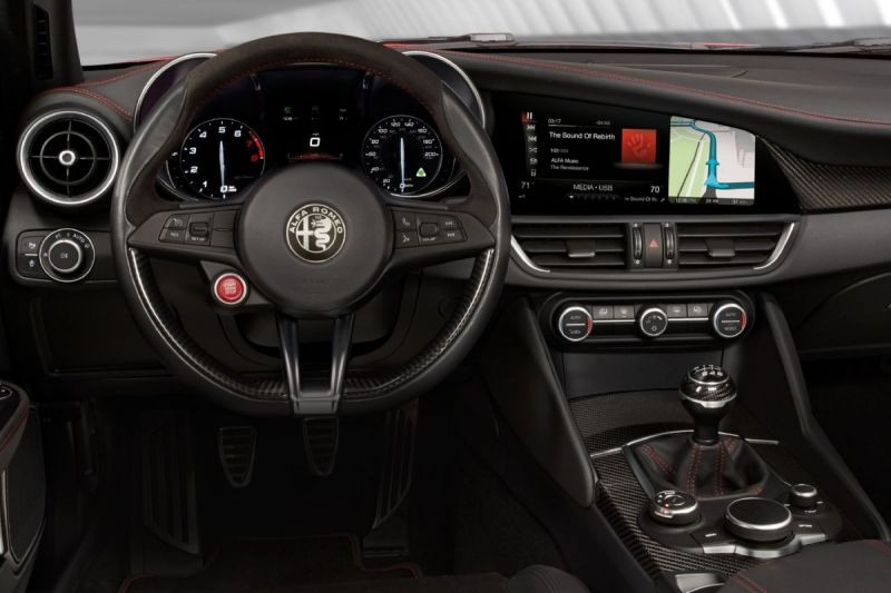 Alfa romeo Giulia 2.0 Turbo 280 ATX Veloce  occasion à Beaupuy
