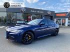 Alfa romeo Giulia 2.2 JTD 190ch Super AT8 MY21 Bleu à Angers 49