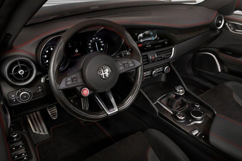 Alfa romeo Giulia 2.2 JTDm 180 Super AT  occasion à Beaupuy - photo n°3