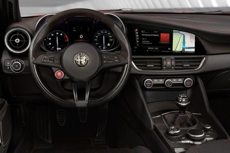 Alfa romeo Giulia 2.9 V6 510 AT Quadriofoglio  occasion à Beaupuy