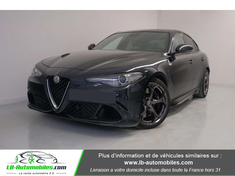 Alfa romeo Giulia 2.9 V6 510 ch / Quadrifoglio Noir occasion à Beaupuy