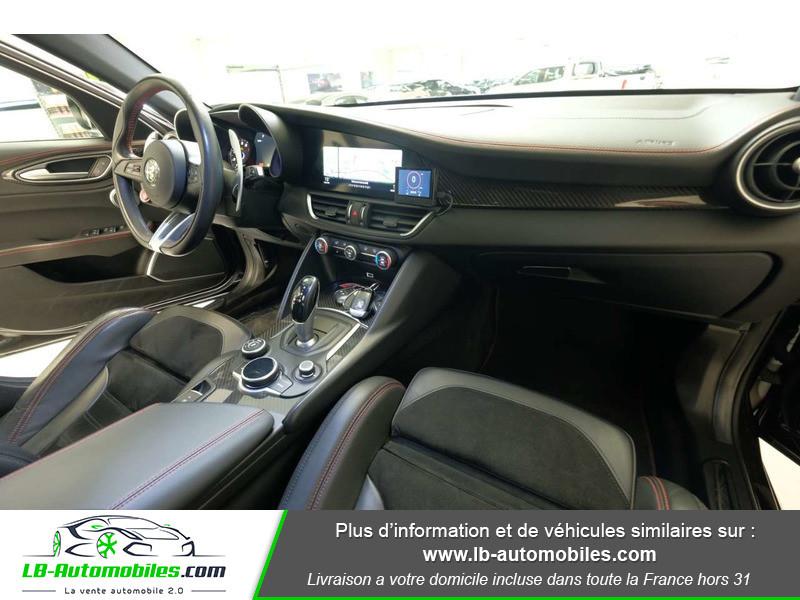Alfa romeo Giulia 2.9 V6 510 ch / Quadrifoglio Noir occasion à Beaupuy - photo n°2