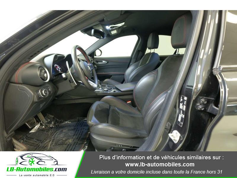 Alfa romeo Giulia 2.9 V6 510 ch / Quadrifoglio Noir occasion à Beaupuy - photo n°4