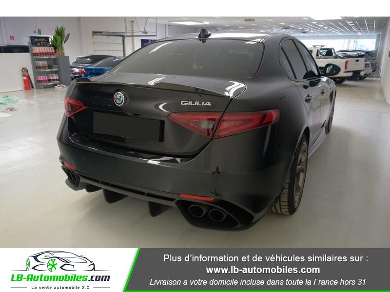 Alfa romeo Giulia 2.9 V6 510 ch / Quadrifoglio Noir occasion à Beaupuy - photo n°3