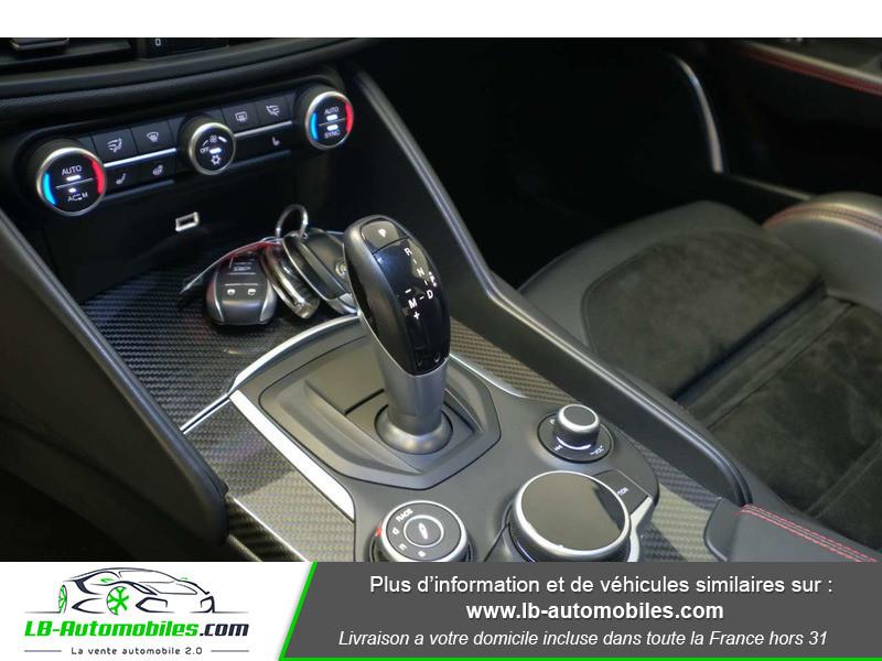 Alfa romeo Giulia 2.9 V6 510 ch / Quadrifoglio Noir occasion à Beaupuy - photo n°7