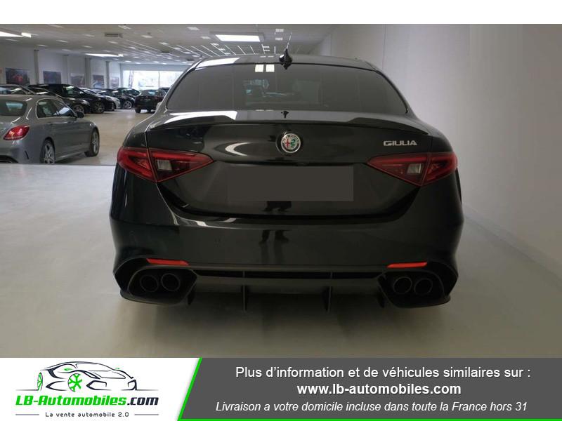 Alfa romeo Giulia 2.9 V6 510 ch / Quadrifoglio Noir occasion à Beaupuy - photo n°12