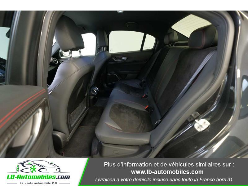 Alfa romeo Giulia 2.9 V6 510 ch / Quadrifoglio Noir occasion à Beaupuy - photo n°5