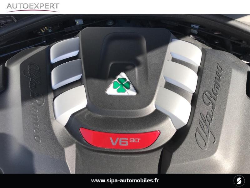 Alfa romeo Giulia 2.9 V6 510ch Quadrifoglio AT8 Gris occasion à Mérignac - photo n°12