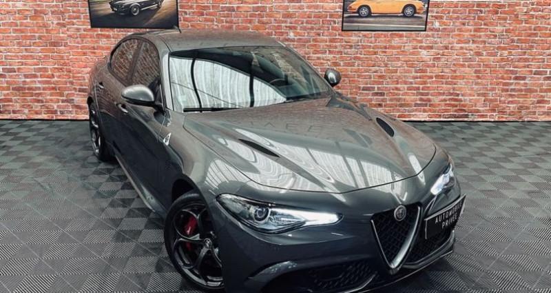 Alfa romeo Giulia Quadrifolglio 2.9 V6 510 cv - 1ERE MAIN  occasion à Taverny