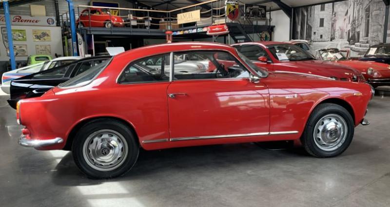 Alfa romeo Giulia SPRINT 1600 Rouge occasion à SALINS-LES-BAINS - photo n°3