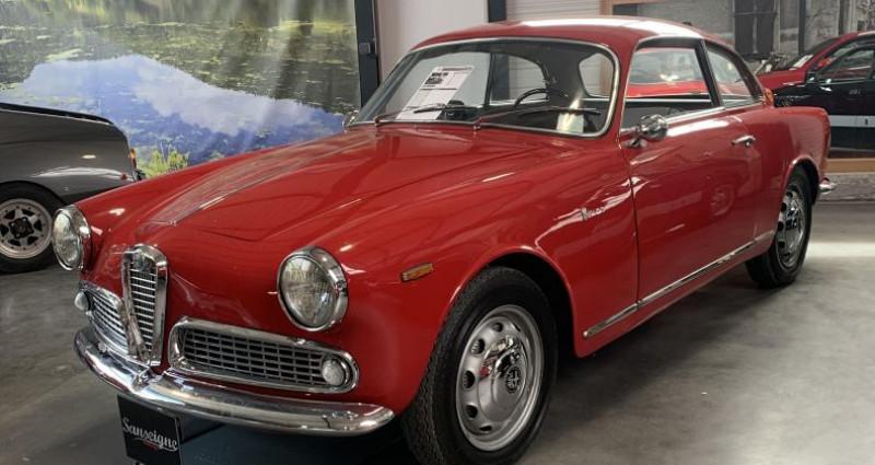 Alfa romeo Giulia SPRINT 1600 Rouge occasion à SALINS-LES-BAINS