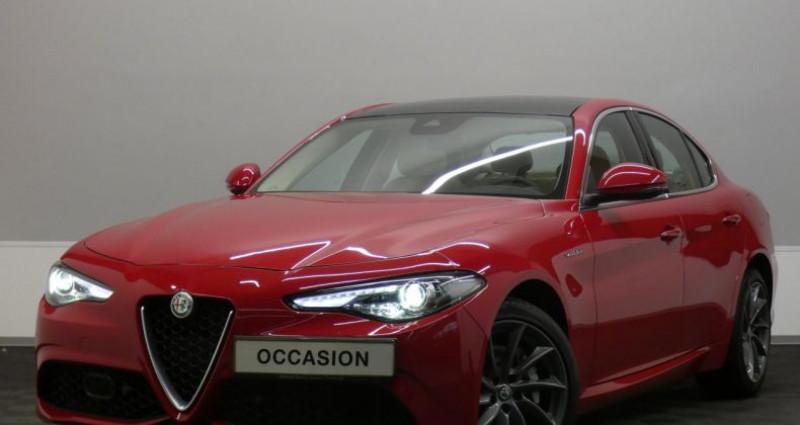 Alfa romeo Giulia Veloce 2.0 280 ZFA Rouge occasion à Luxembourg