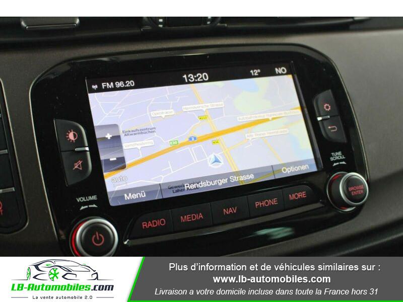 Alfa romeo Giullietta 1.4 Navi PDC Argent occasion à Beaupuy - photo n°15
