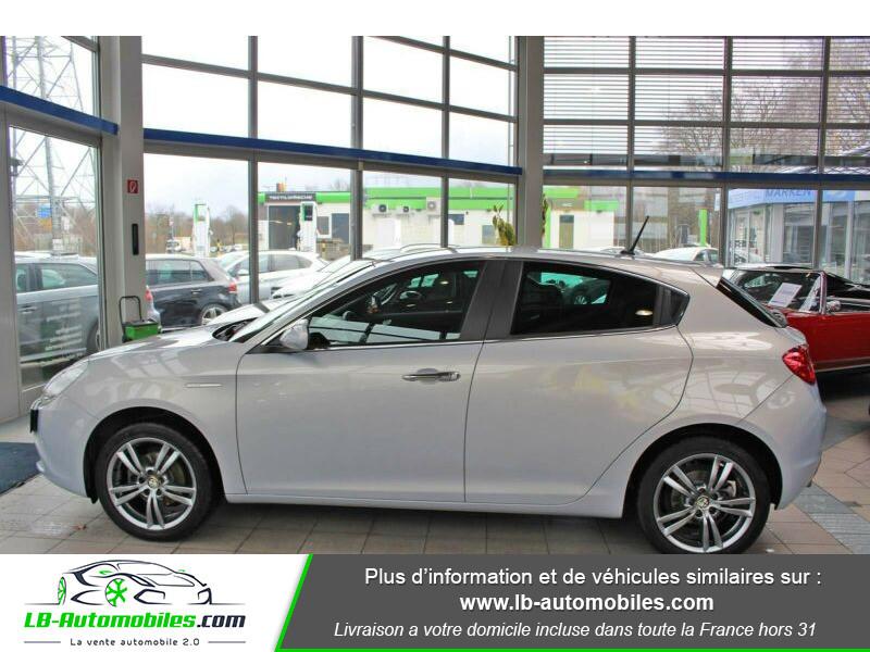 Alfa romeo Giullietta 1.4 Navi PDC Argent occasion à Beaupuy - photo n°8