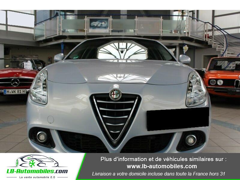Alfa romeo Giullietta 1.4 Navi PDC Argent occasion à Beaupuy - photo n°6