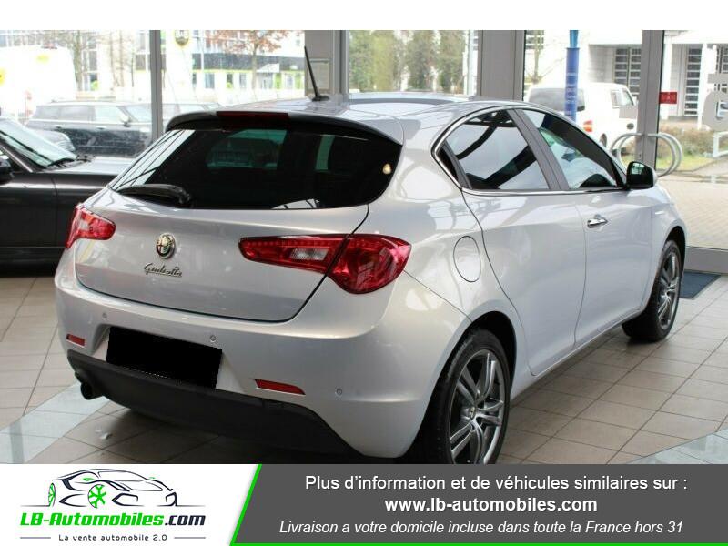 Alfa romeo Giullietta 1.4 Navi PDC Argent occasion à Beaupuy - photo n°5