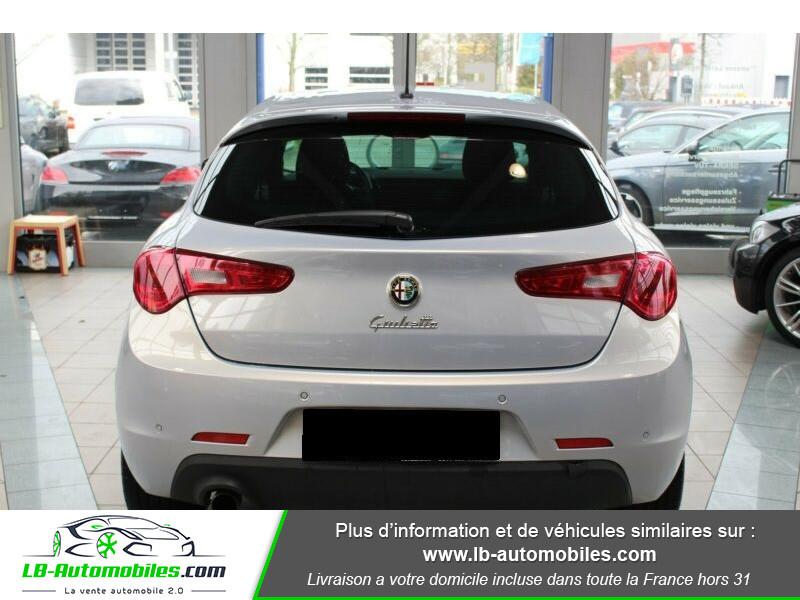 Alfa romeo Giullietta 1.4 Navi PDC Argent occasion à Beaupuy - photo n°10