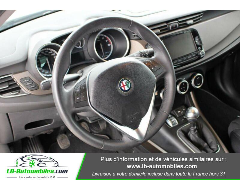 Alfa romeo Giullietta 1.4 Navi PDC Argent occasion à Beaupuy - photo n°13