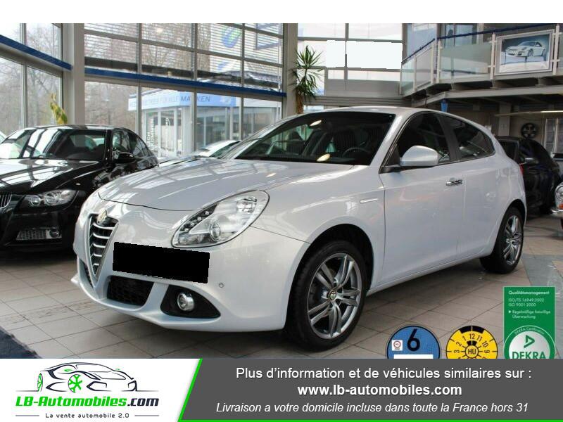 Alfa romeo Giullietta 1.4 Navi PDC Argent occasion à Beaupuy