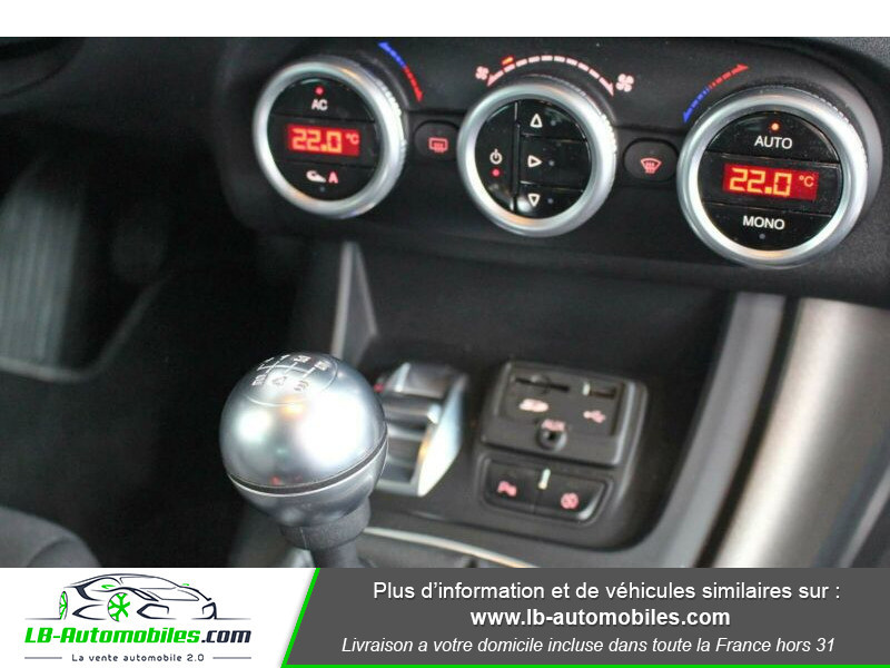 Alfa romeo Giullietta 1.4 Navi PDC Argent occasion à Beaupuy - photo n°16